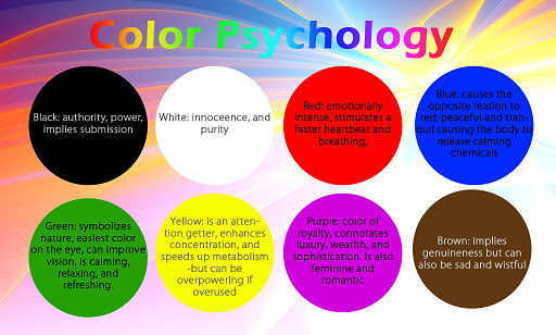 what color is your crayon the psychology of color