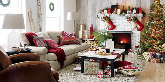 Look studio abstract photography look studio for Christmas decor ideas for small living room